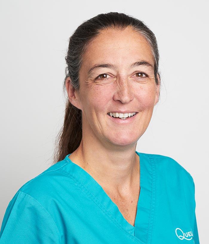 Portrait Dr. Irmela Heinrichs