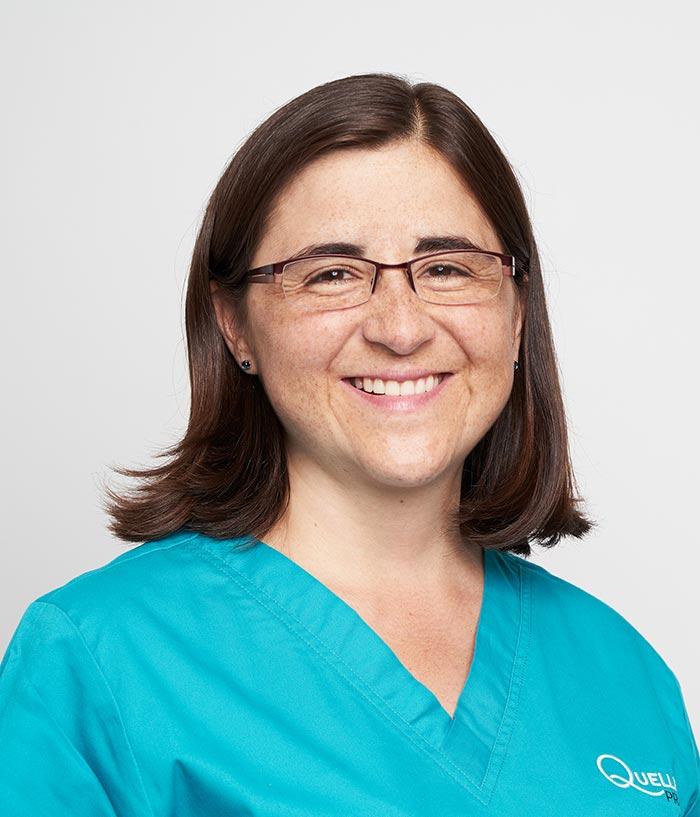 Portrait Claudia Aufdereggen