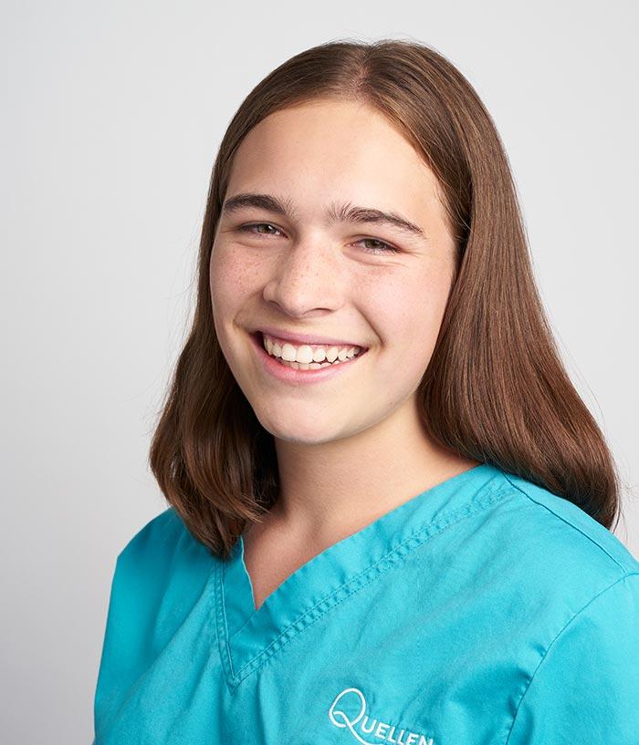 Portrait Selina Bruderer